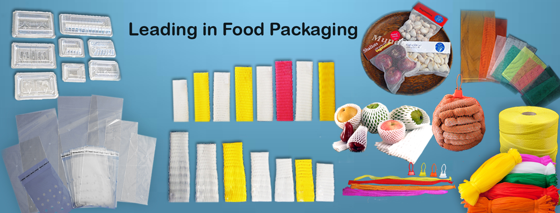 Leading in Food Packaging en